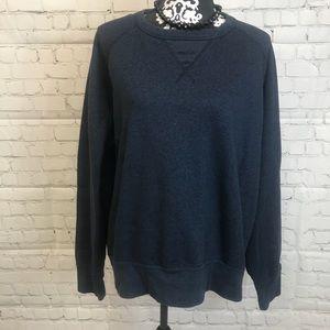 Champion Blue/Black Sweater Size XL